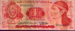 HONDURAS - 1 Lampira - Honduras