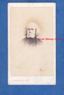 Photo Ancienne CDV De 1868 - ROUEN - Portrait D´ Eugène NOEL Journaliste Au Journal De ROUEN - Photo Eugène Renouard - Oud (voor 1900)