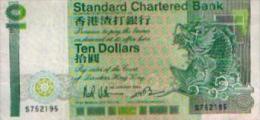 HONG KONG - 10 Dollars - Hong Kong