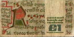 IRELANDE - 1 Livre - 22.03.1984 - Irlande