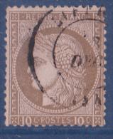 France N°54 - Oblitéré - TB - 1871-1875 Cérès