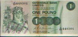 ECOSSE - 1 Livre - 01-02-1980 - 1 Pound
