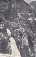 7028 Splügenstrasse - Die Serpentinen Beim Madesimofall - Italia