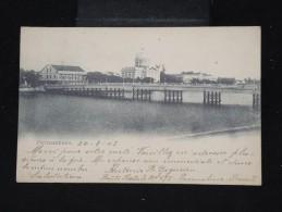 CARTE POSTALE - BRESIL - C.p. De Pernambuco En 1903 Voyagée Pour La France - à Voir - P8812 - Brazil