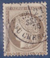 France N°56 - Oblitéré - TB - 1871-1875 Cérès
