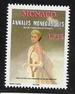 MONACO   N° 2365  -   PORTRAIT DE LA PRINCESSE GRASSE  - NEUF  - 2002 - Nuevos