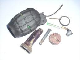 "Grenade MILLS""COMPLETE"" Modèle 36 ""RARE"""""" - Sammlerwaffen"