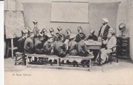 A Parsi School/ Réf:C3191 - Inde