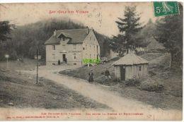 Carte Postale Ancienne De VALLEE DE CELLES – LES FEIGNES SOUS VOLOGNE – COL ENTRE LA BRESSE ET RETOURNEMER - France