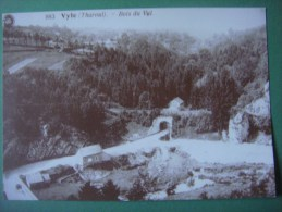 VYLE - ET - THAROUL ( MARCHIN ) --- Bois Du Val ------------------------------------------------------Reproduction ADEPS - Marchin