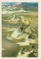 LAKAGIGAR:  VEDUTA DOPO L'ERUZIONE DEL 1783     (NUOVA CON DESCRIZIONE DEL SITO SUL RETRO) - Islanda