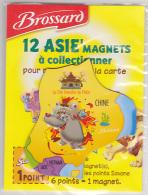 Magnet Brossard - Asie, Chine, Laos Et Vietnam - Magnets