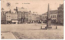 ATH LA GRAND´ PLACE 1917 FELDPOST  Re749 - Ath