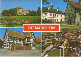 68/O3 - CPM OTTMARSHEIM - Multivues - Ottmarsheim