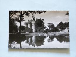 ARGENTON CHATEAU     LE CHATEAU D'EBEAUPINAY - Argenton Chateau