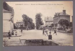 Livarot Route De Vimoutiers L'école Des Garçons - Livarot