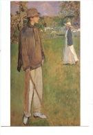 Jacques Emile Blanche 1861/1942 - Jean Cocteau Portrait En Pied - Musée Beaux Arts Rouen 76 - Pintura & Cuadros