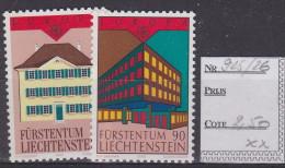 925/26  XX  MNH  POSTGAAF - Unused Stamps