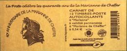 FRANCE CARNET De 12 Timbres à Composition Variable Neufs** N° 1515 - - Carnets