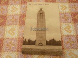 St. Julien Canadian War Memorial  Belgium - Langemark-Poelkapelle