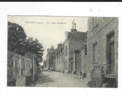 CPA  37 Vouvray Rue Victor Hérault 4 TBE Circulé 1909 - Vouvray