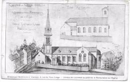 GRACE BERLEUR (4460) Eglise - Grâce-Hollogne