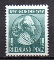 1/ Zone Française  Rheno Palatin : N° 45   Neuf XX   , Cote : 8,00 € , Disperse Trés Grosse Collection ! - Zone Française