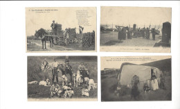 Lot de 72  cartes anciennes ( France-  th�mes, 5 �tr. ) � l'ench�re pour une semaine . Pas de frais . Port Rec. offert.