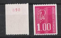 1895a** Avec N° Luxe. - France