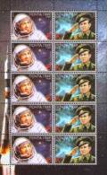 Transnistria 2015 The 50th Anniversary Of The First Output Of Man Into Space  Alexey Leonov Sheetlet MNH - Space