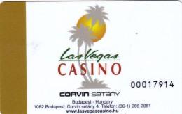 Hungaryan Casino  card rare