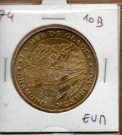 Monnaie De Paris : Mer De Glace - 2010 - Monnaie De Paris