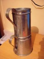Theiere En Tôle Galvanisée - Teapots