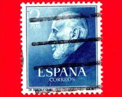 SPAGNA - Usato - 1952 - Santiago Ramón Y Cajal (1852-1934), Premio Nobel - 2 - 1951-60 Gebraucht