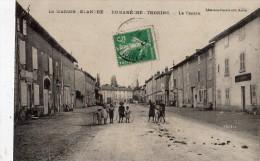 LA MAISON-BLANCHE  ROMANECHE-THORINS LE CENTRE ANIMEE - France