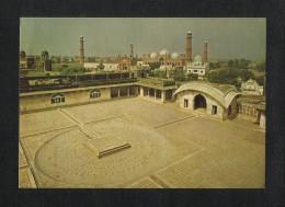 Pakistan Picture Postcard Badshahi Mosque Lahore View Card - Pakistan