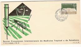 Portugal &  VI Congressos Internacionais De Medicina Tropical E De Paludismo, Funchal 1580 - Madeira