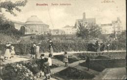 Bruxelles : Jardin Botanique - Plis Au Milieu : Voir Scan - Zonder Classificatie