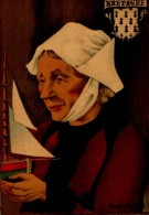 BARRE DAYEZ..1282 E..BRETAGNE..COIFFE DE LA REGION DE MONCONTOUR...CPSM GRAND FORMAT - Barday