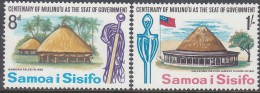 SAMOA, 1967 CENTENARY 2 MNH - Samoa