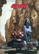 No PAYPAL !! : Don LAWRENCE Storm 17/18 Les Chroniques De Pandarve 8 Et 9 Robots , BD Double Éo épuisée ©.2008 Toth NEUF - Editions Originales (langue Française)