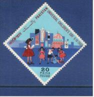 Pakistan 1969    Universal Children Day. MNH - Pakistan