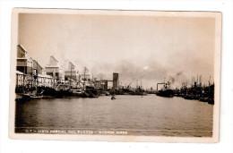 ARGENTINA Buenos Aires Vista Parcial Del Puerto Harbour Docks Teilansicht Des Hafens - Argentina