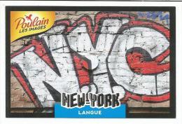 POULAIN LES IMAGES - NEW YORK - LANGUE. - Unclassified