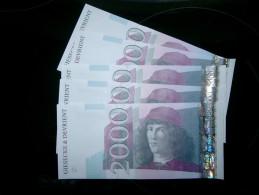Testgeld  Testnoten Test Note, 1 X Testbanknoten Von Giesecke & Devrient, Aufschrift - Latein, UNC ! - Bankbiljetten