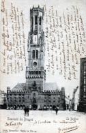 Souvenir De Bruges. Le Beffroi - Brugge