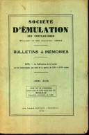 Bulletin Societe Emulation Des Cotes Du Nord Tome 93 Editions De 1965  Erquy Hunaudaye St Guillaume - Bretagne