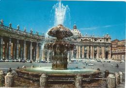 Citta Del Vaticano.  St. Peter`s Bassilica. Sent To Denmark.   # 04519 - Vatican