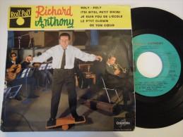 Richard Anthony - Itsi Bitsi, Petit Bikini - Columbia 1293 France - 45 Rpm - Maxi-Singles