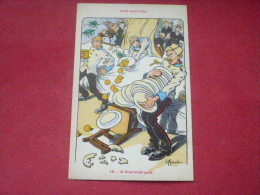 Ancienne Carte Postale : : Illustrateur H. GERVESE   OUR SAILORS :  15 - A SON' WEST GALE - Other